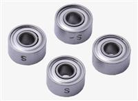 AC-BB040080030-SS Stainless Steel Bearings 3x8x4mm - 4 pcs