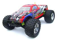 BSD Racing Monster Truck 4WD 1:10 2.4Ghz EP Автомобиль (Red RTR Version)[BS706T-Red]