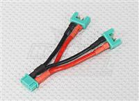 MPX Battery Harness for 2 Packs in Parallel [015000004]