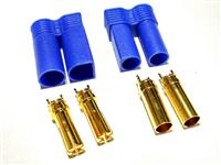 EC5 Connectors 5mm Male and Female (new) [015000254-0]