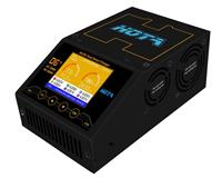 HOTA D6+ AC 300W DC 2X325W 2X15A Dual Channel Smart Battery Charger