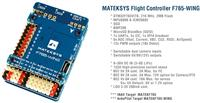 Matek F765-WING STM32F765VI Flight Controller Built-in OSD for RC Airplane Fixed Wing