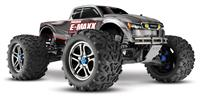 Traxxas E-Maxx Brushless Monster 1:10 RTR 571 мм 4WD 2,4 ГГц (39086-4 Silver)
