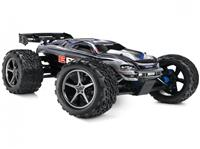 Traxxas E-Revo Monster 1:10 RTR 582 мм 4WD 2,4 ГГц (56036-1 Black)