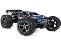 Traxxas E-Revo Monster 1:10 RTR 582 мм 4WD 2,4 ГГц (56036-1 Blue)