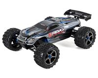 Traxxas E-Revo Brushless 4WD 1:10 EP TQi 2.4Ghz (Silver RTR Version) [TRX5608-TQi-Silver]