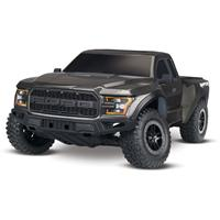 Traxxas Ford F-150 SVT Raptor 2WD 1:10 EP 2.4Ghz (RTR Version) [TRX5806-Black]