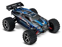 Traxxas E-Revo VXL Brushless 4WD 1:16 2.4Ghz (RTR Version) [TRX7107-Blue]