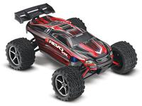 Traxxas E-Revo VXL Brushless 4WD 1:16 2.4Ghz (Red RTR Version) [TRX7107-Red]