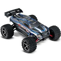 Traxxas E-Revo VXL Brushless 4WD 1:16 2.4Ghz (RTR Version) [TRX7107-Silver]