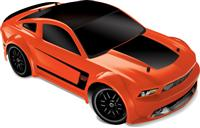 Traxxas Ford Mustang Boss 302 XL-2.5 4WD 1:16 EP (Orange RTR Version) [TRX7303-Orange]