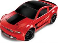 Traxxas Ford Mustang Boss 302 XL-2.5 4WD 1:16 EP (Red RTR Version) [TRX7303-Red]
