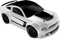 Traxxas Ford Mustang Boss 302 XL-2.5 4WD 1:16 EP (White RTR Version) [TRX7303-White]