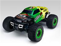 Thunder Tiger 6225-F114 MTA-4 Sledge Hammer S50. Nitro PRO Monster Truck 1:8 4WD 2.4GHz RTR Green