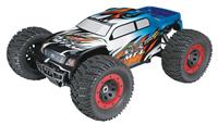 Thunder Tiger 6401-F082 1/8 Electric 4wd Monster Truck MT4-G3 Brushless 2.4GHz RTR Blue