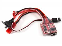 10A Brushed ESC for RC Car Truck Boat [VZJW5584]