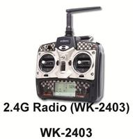 Walkera 2403 2.4G Radio Transmitter (WK-2403_used)