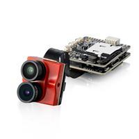 Caddx Tarsier 4K (red) 30fps 1200TVL Dual Lens Super WDR WiFi HD Recording Mini FPV Camera