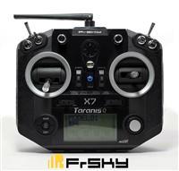 FrSky Taranis Q X7 Digital Telemetry Radio System 2.4GHz ACCST (black) [FrSKY-TQX7-b]