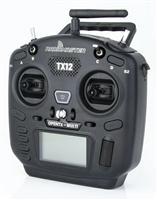 RadioMaster TX12 16CH 2.4G CC2500 FrSky S-FHSS Protocol RF System OpenTX Pot. Gimbal Transmitter [RM